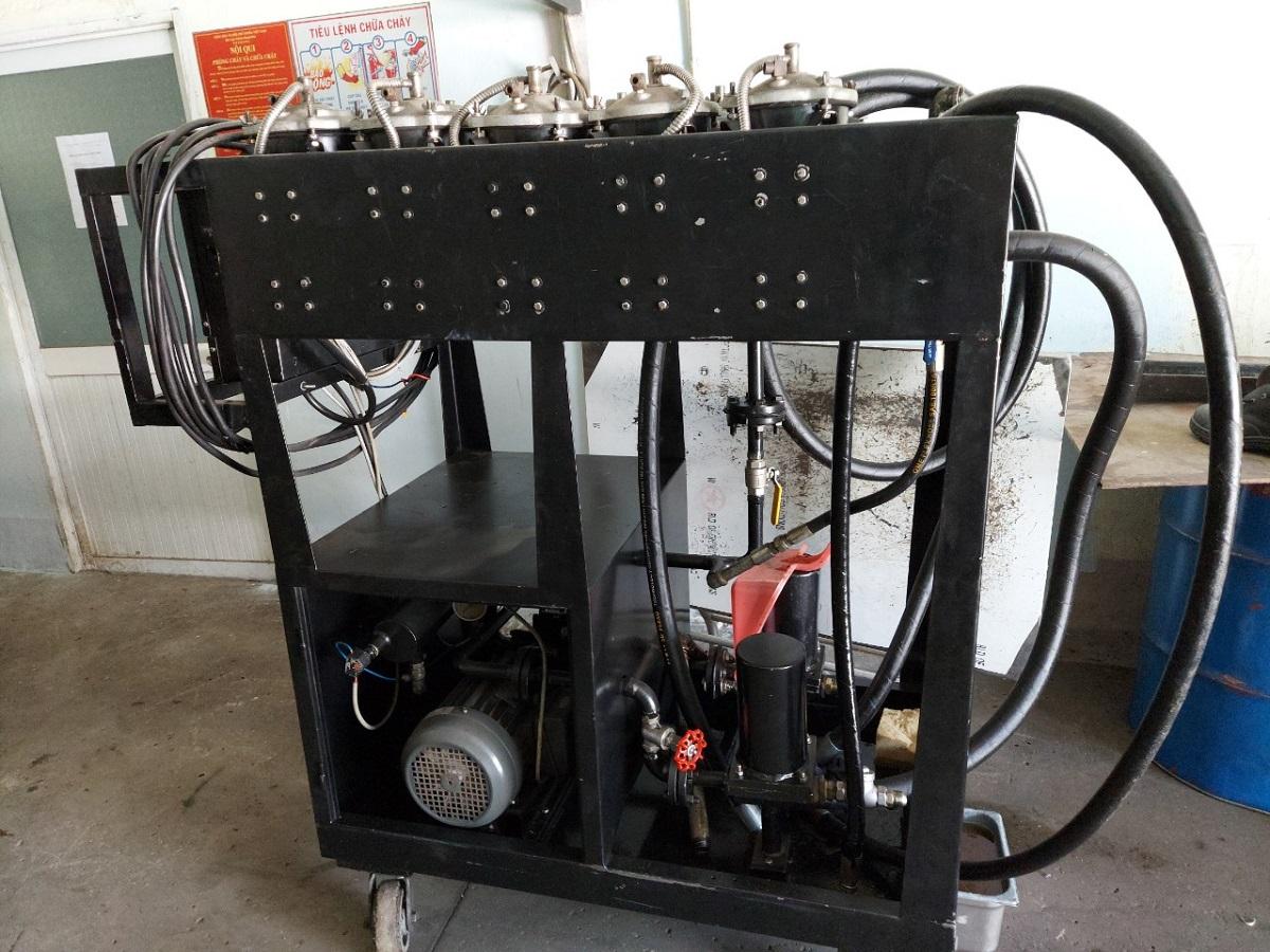 Máy lọc dầu Klarol Plus