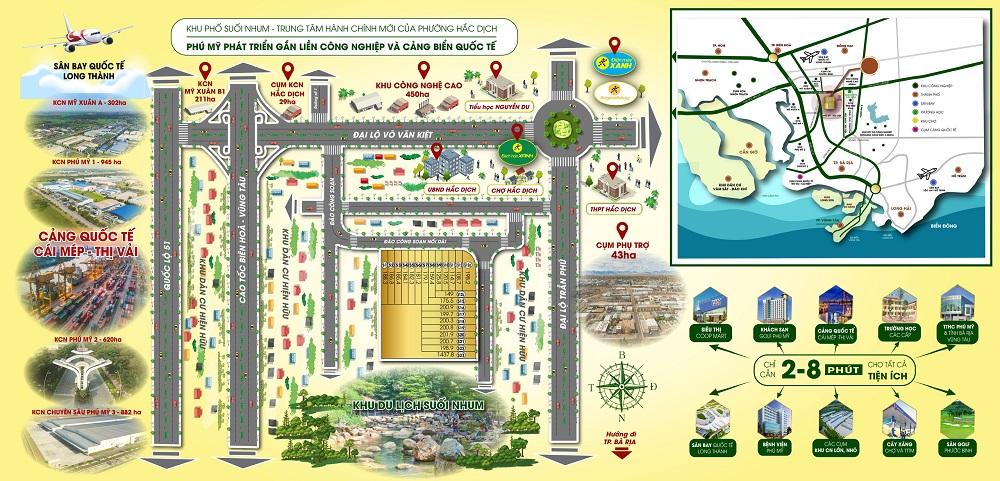đất nền vùng ven Phú Mỹ